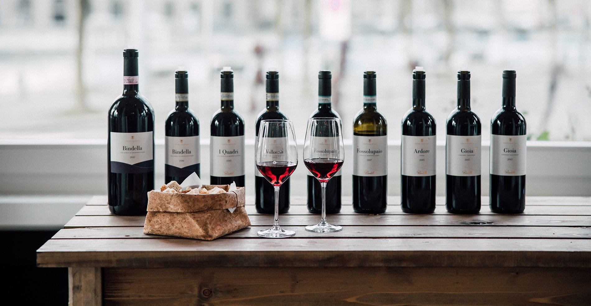 Rotweine aus Trentino