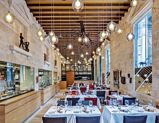 Ornellaia Restaurant