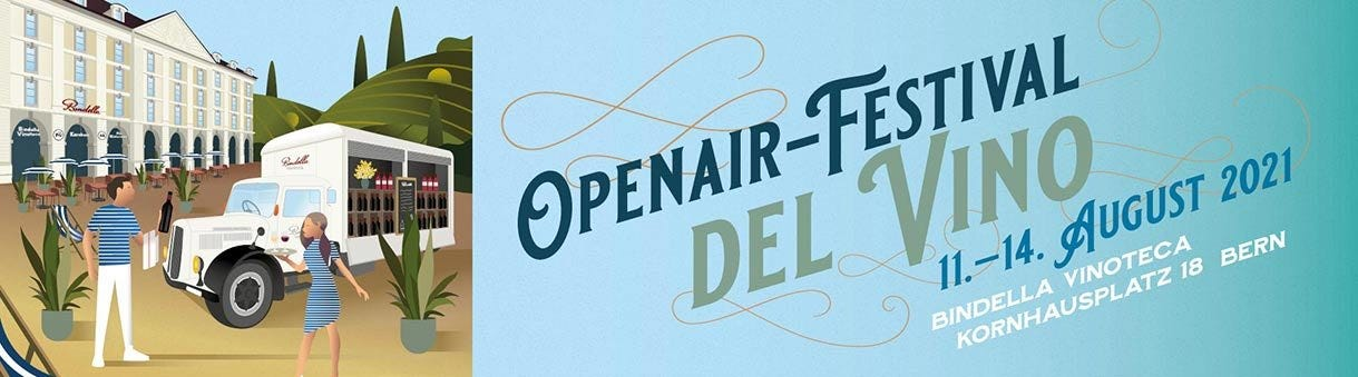 Openair-Festival del Vino Bern