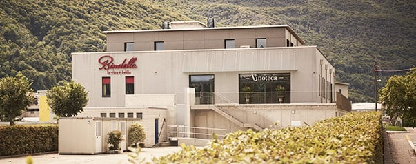Weinbau-Weinhandel Tessin
