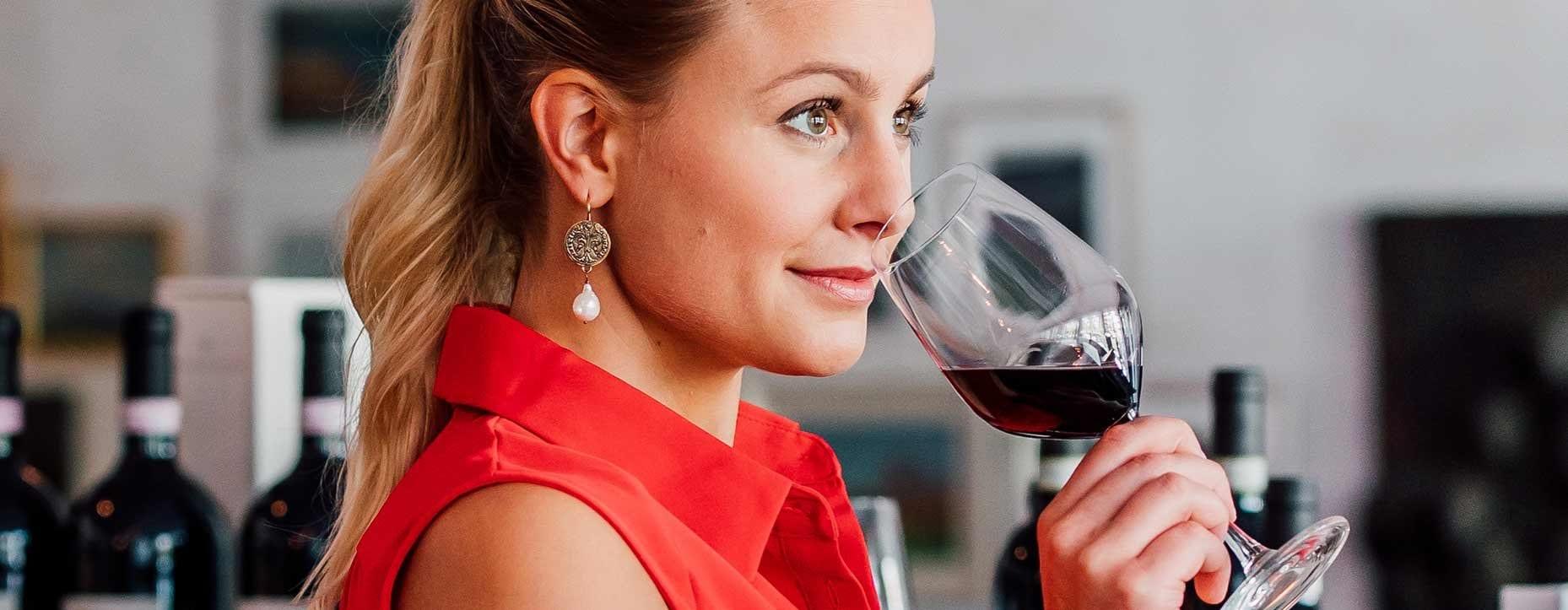 Wie degustiere ich einen Wein?