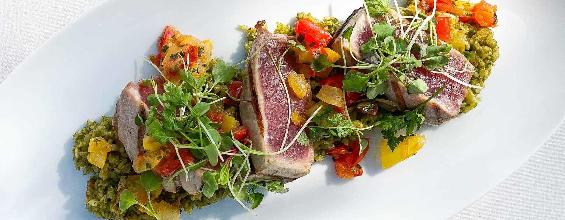 Sauvignon blanc & Thunfisch